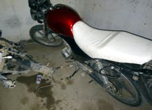 New Honda motorbike up for sale in Al Batinah