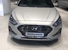 Automatic Hyundai 2019 for rent - Amman