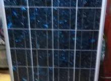 لوح شمسي 100 وات جديد جداا بسعر مغري جدااا