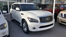 2012 Infiniti QX 56 Full options American specs
