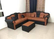 جعل الأريكة متوفرة باللون الأسود