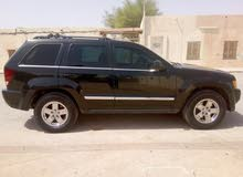 Black Jeep Grand Cherokee 2005 for sale