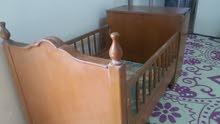 سرير طفل صاج