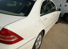 Mercedes Benz c200 2004