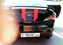 For sale Hyundai Genesis car in Tripoli