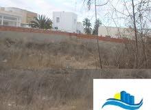 قطعة أرض سكنية بمنطقة راقية