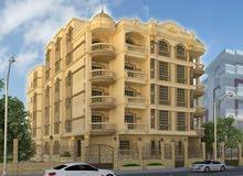 شقه للبيع مدينة العبور الحى الثالث 156 م قسط على 5 سنين