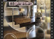 -. بادر بتملك شقتك على طريق الشيخ محمد بن ذايد باقساط على 65 شهر اول برج صديق للبيئة
