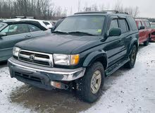 Used condition Toyota 4Runner 2000 with 140,000 - 149,999 km mileage