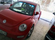 Volkswagen Beetle car for sale 1998 in Amman city