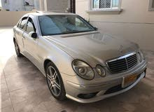 Mercedes Benz E500 2004 for sale