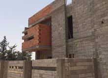فيلا سكنية ممتازة دورين خليجي في السراج مرحلة الهيكل