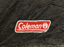 Coleman Tent & fat man chairs