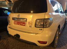 Nissan Patrol 2014 For Rent - White color