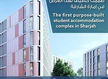 انتهز فرصه استثمار بعائد سنوى 10% مضمون فى أضخم مشروع بالشارقة برعايه سمو الشيخ سلطان القاسمي