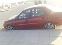 Daewoo Lanos 1996 For sale - Maroon color