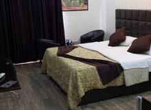 غرف فندقية بأرقى المواصفات ومن ارقى المناطق في عمَان