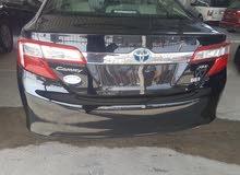 Hybrid Fuel/Power   Toyota Camry 2013