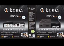 Icone iron plus 4k