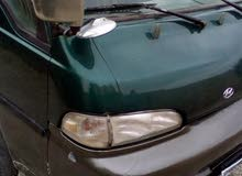 Hyundai H100 1996 For sale - Green color
