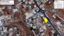 ارض للبيع شفا بدران مقابل جامعة العلوم مساحه 1070م على شارعين 4465 - aaa
