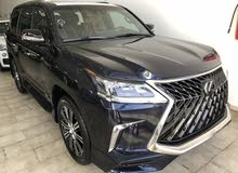 0 km mileage Lexus LX for sale