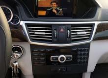 مرسيدس Mercedes E200 CGI  2012 مميزة بحالة الوكالة من المالك
