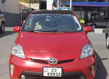 Toyota Prius 2013 For sale - Maroon color