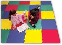مكعبات اسفنج لاضافة الامان واعطاء جمال لغرف الاطفال