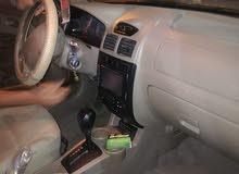Gasoline Fuel/Power   Kia Rio 2003