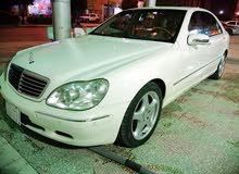 Automatic White Mercedes Benz 2002 for sale