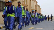 مطلوب نشاط مقاولات بناء به عمال