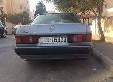 مرسيدس 190 سنه 1983 للبيع