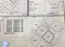 للبيع ارض سكنية العامرات العتكية 617م كووونر
