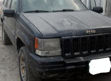 Jeep Cherokee car for sale 1996 in Baghdad city