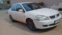 Manual White Mitsubishi 2006 for sale
