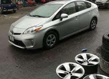 بريوس2012 اقساط السيارة بحالة الوكالة دفعه 6000 شهري 200 /142000797516616