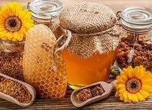 أجود أنواع العسل الحر