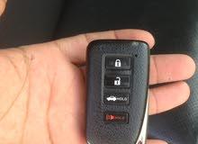 مفتاح لكزس مديل   2014 وكاله