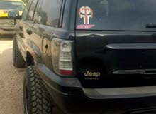 Jeep Cherokee 2000 for sale in Benghazi