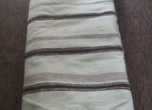 بطانيات صوف مختلف الاحجام صناعة جبالية جداد يدوى