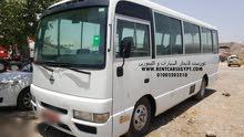 باصات كوستر 24 راكب موديل 2016 للرحلات اليومية