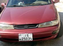 Kia Sephia 1993 For sale - Maroon color