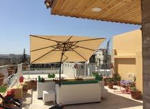 Roof/Penthouse apartment in Jabal Al-Weibdeh