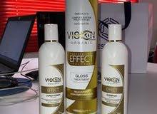 بروتين الشعر البرازيلي رقم واحد في العالم