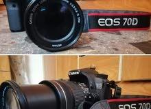 كميرا canon 70D