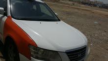 تاكسي هايونداي سوناتا 2010 بحالة جيدة للبيع أو الاجار