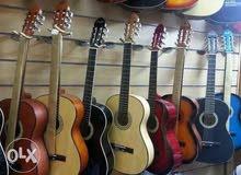 جيتار جديد نوعيه فخمه بسعر مغري بالكرتونه