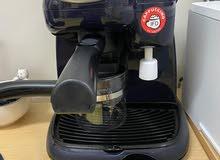 ماكينه قهوه وكابيتشينو ديولونج