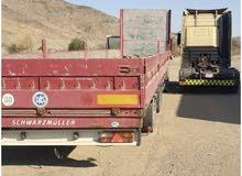 5 شاحنات نقل للايجار